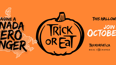Trick or Eat – Thank you!