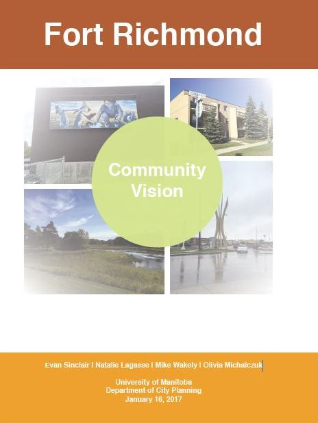 U of M Masters Students - Community Vision